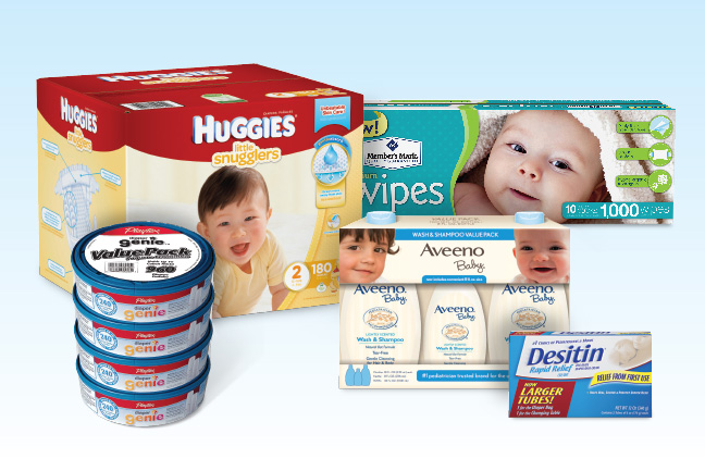 Sams Club Baby Products