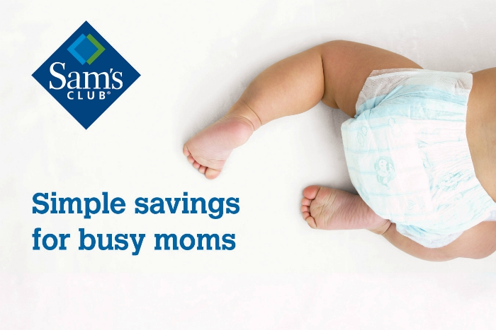 Sams Club Savings for Busy Moms
