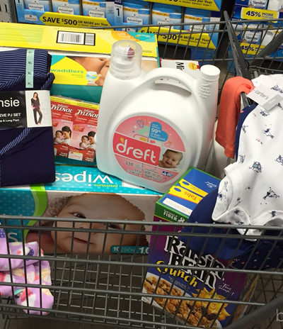 New Mommy Sam's Club Survival Guide