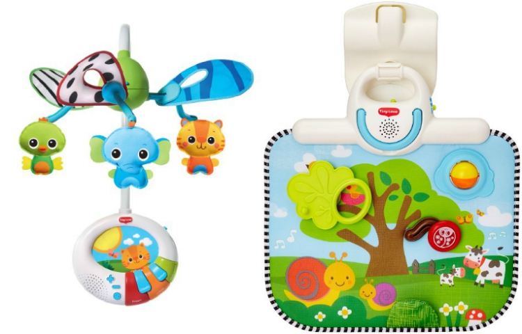 Tiny Love Mobile and Crib Toy