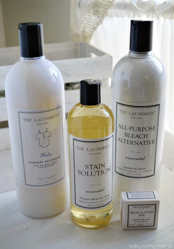 UOBS The Laundress Laundry Products