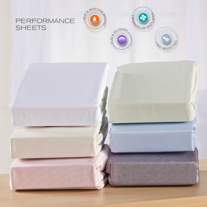 Bedgear Crib Sheets Colors