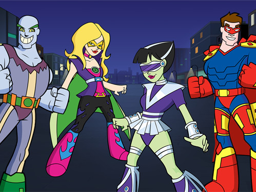 DC Kids Super Hero Me