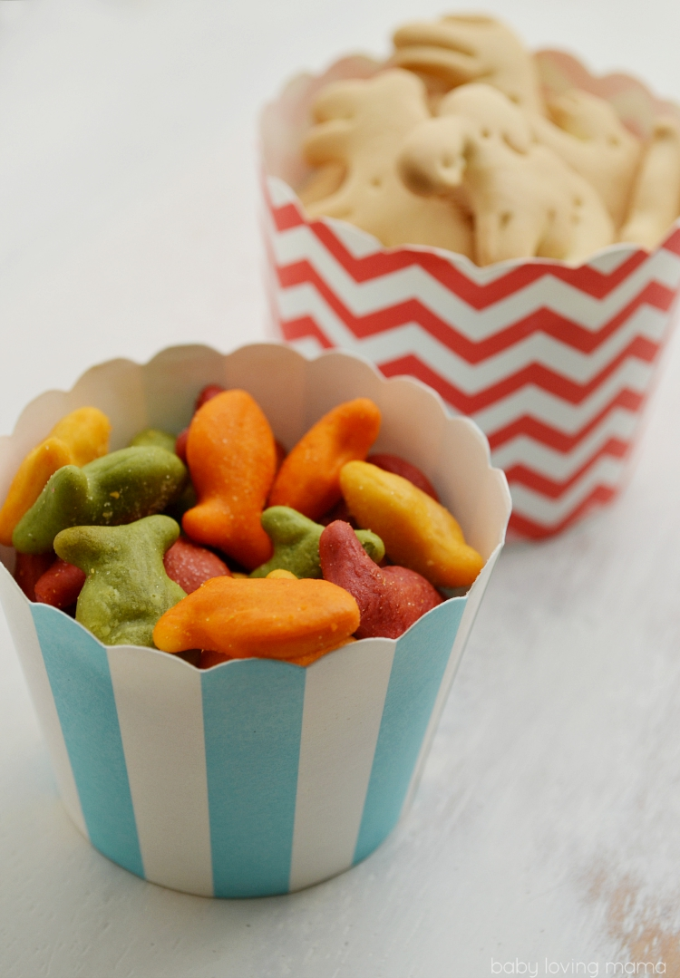 Fun Snack Cups for Kids
