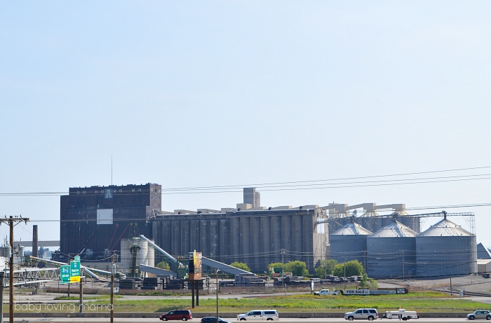 General Mills Grain Elevator in Duluth, MN
