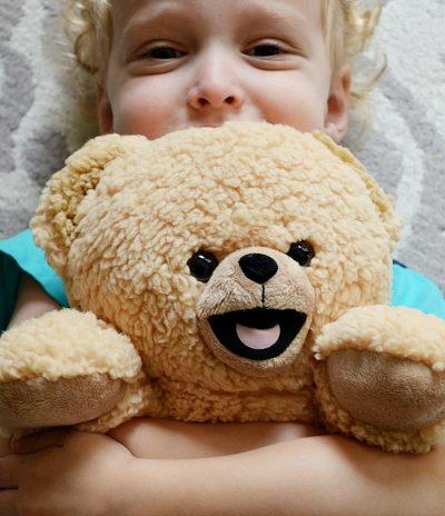 Join the #ShareABear Movement with Snuggle Bear for SeptemBEAR