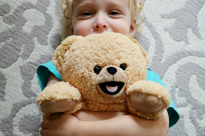 Snuggle Bear National Teddy Bear Day