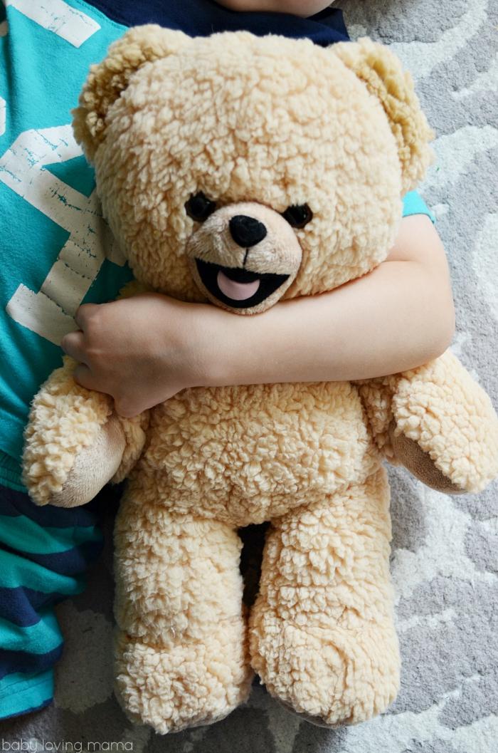 Snuggle Teddy Bear