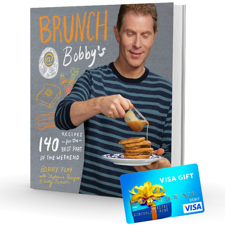 Brunch at Bobby's Cookbook Giveaway
