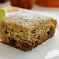 Chocolate Chip Banana Cake | Mini Chef Mondays