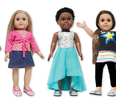 Springfield Dolls and Boutique Clothes Offers Budget Friendly Friends + Giveaway