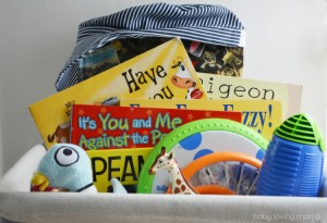 Fun Box for Potty Training
