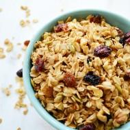Homemade Berry Granola | Mini Chef Mondays