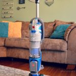 Quick Clean Up on Game Day with the Hoover Air Cordless Lift Vacuum