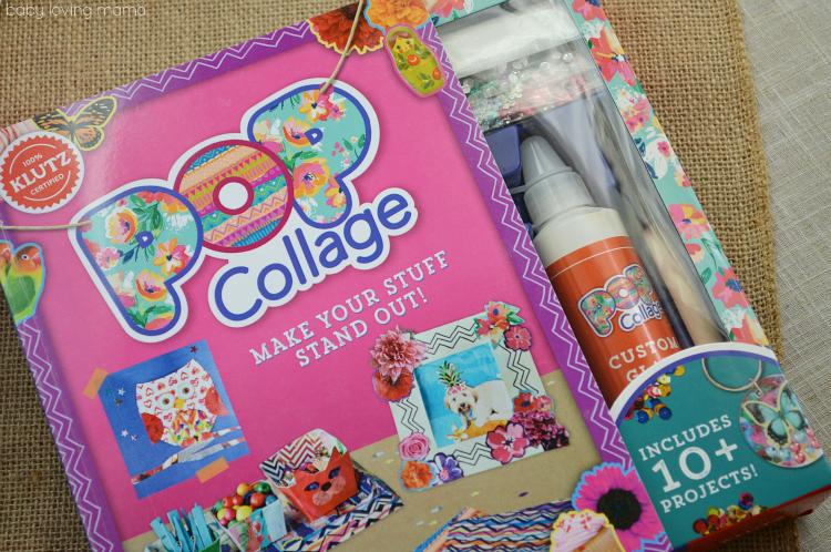 Klutz Pop Collage Kit