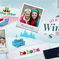 Spread Holiday Cheer With Logo Loops Headbands