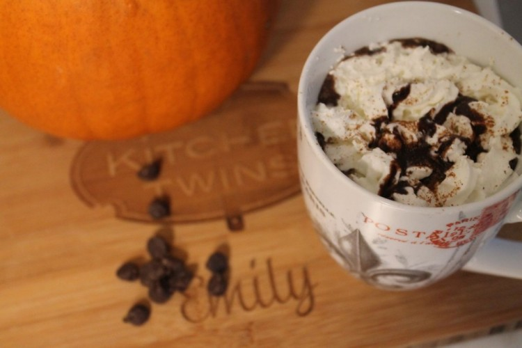 Magical Pumpkin Hot Chocolate