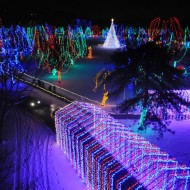 Create Special Holiday Memories with the Kiwanis Holiday Lights in Mankato, MN