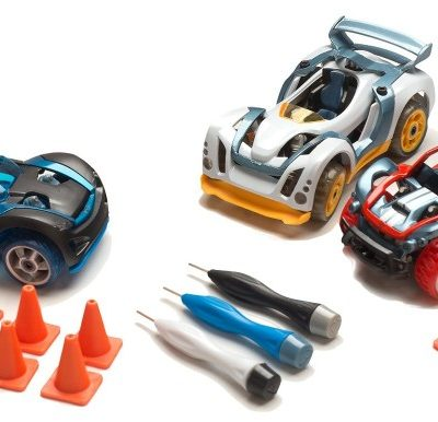 Modarri Cars Offer Interchangeable Parts: Holiday Gift Idea for Boys + Giveaway