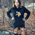 Creating My Vikings Fan Style with NFL Shop