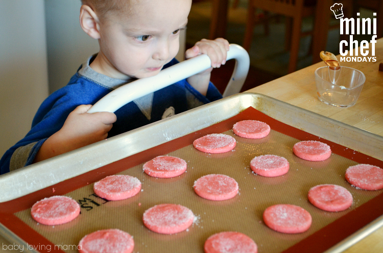Wes Baking Jello Cookies