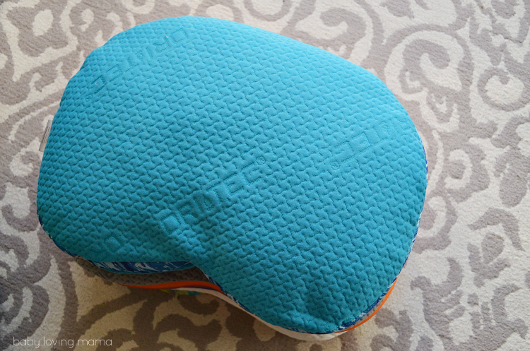 Bedgear BGX Crush Performance Pillow Shape