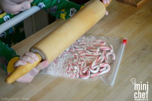 Crushing Candy Canes