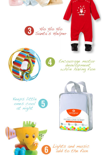 Holiday Roundup for Babies and Toddlers