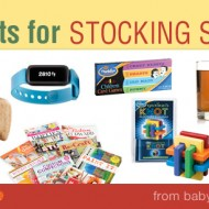 Great Gifts for Stocking Stuffers: Holiday Gift Guide Round Up