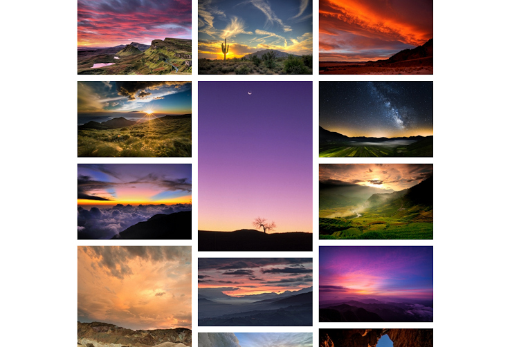 Photos Com Sunrise Sunset