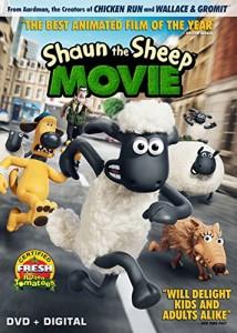 Shaun the Sheep Movie DVD