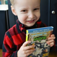 Movie Night with Shaun the Sheep Movie + Giveaway