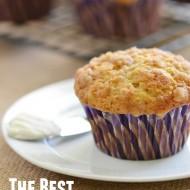 Best Banana Crumb Muffins