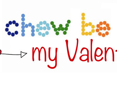 Happy Valentine's Day with Chewbeads Silicone Teething Jewelry