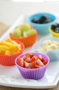 Fruit for Rainbow Fruit Art