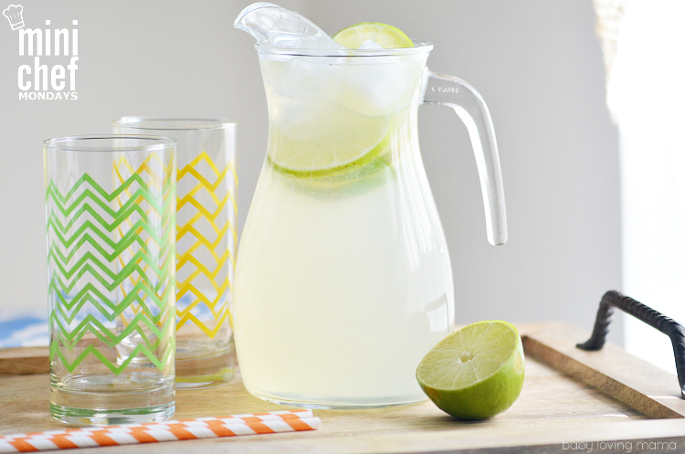 Easy Homemade Limeade Recipe