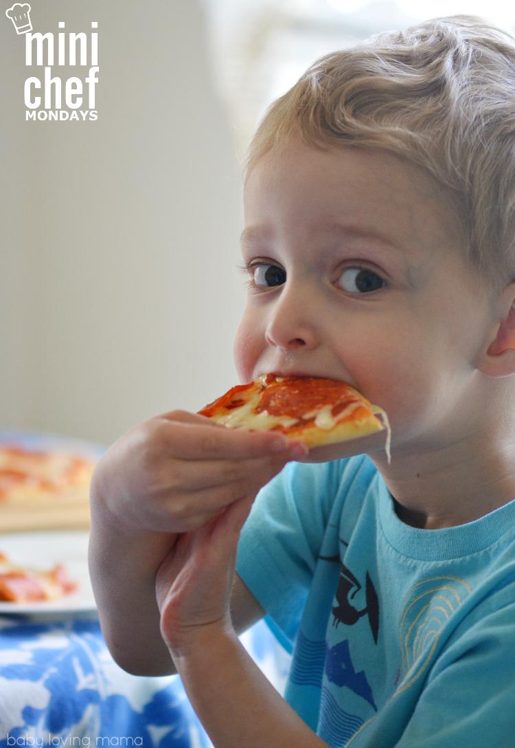 Eating Easy Flatbread Pizzas