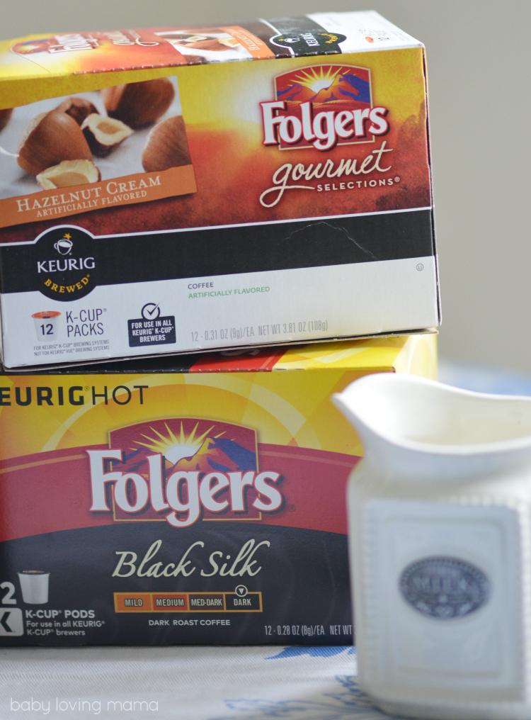 Folgers Favorite Kcups
