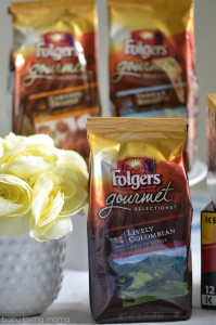 Folgers Ground Lively Columbian