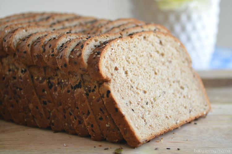 Grainiac Eureka Bread