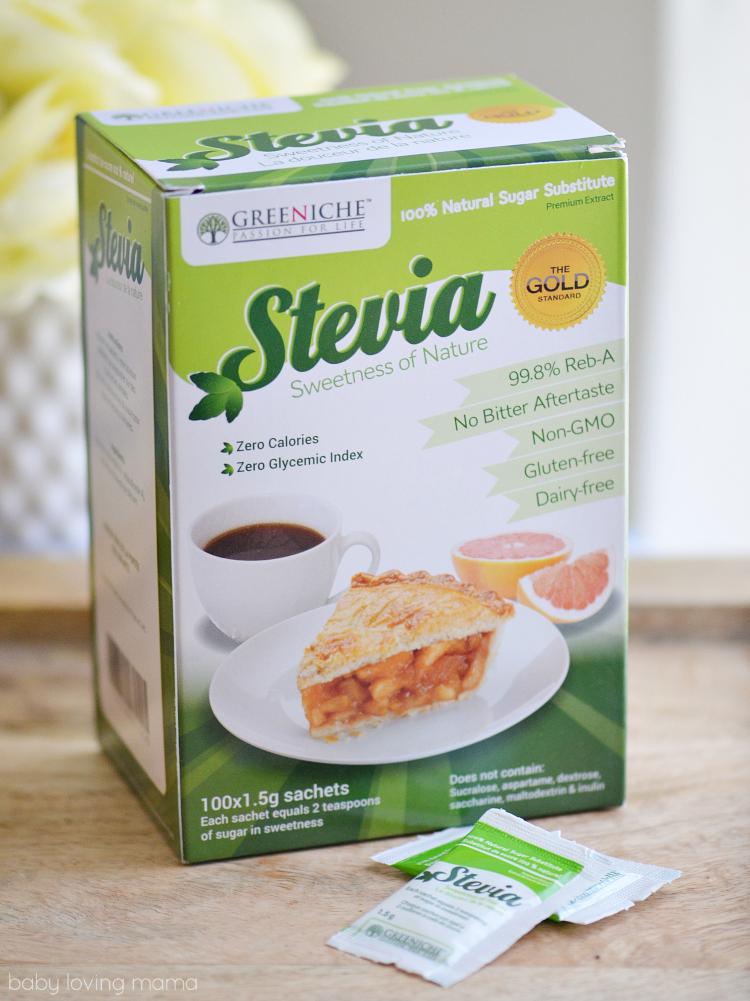 Greeniche Stevia Sweetener Sachets