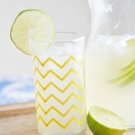 Refreshing Homemade Limeade | Mini Chef Mondays