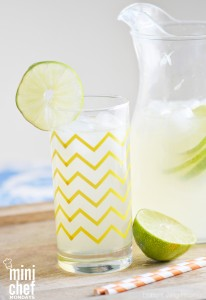 Homemade Limeade Recipe