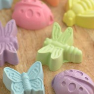 Easy Homemade Sidewalk Chalk Bugs