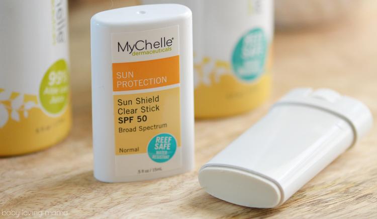 MyChelle Sun Shield Clear Stick