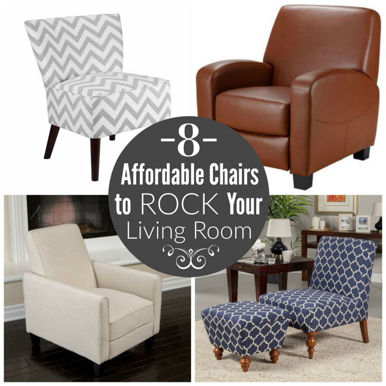 8 Affordable Chairs To Rock Your Living Room Part 68
