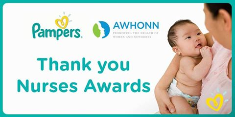 Pampers Thank You Nurses Award