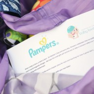 Surprising Moms at the Hospital for Mother's Day with Pampers