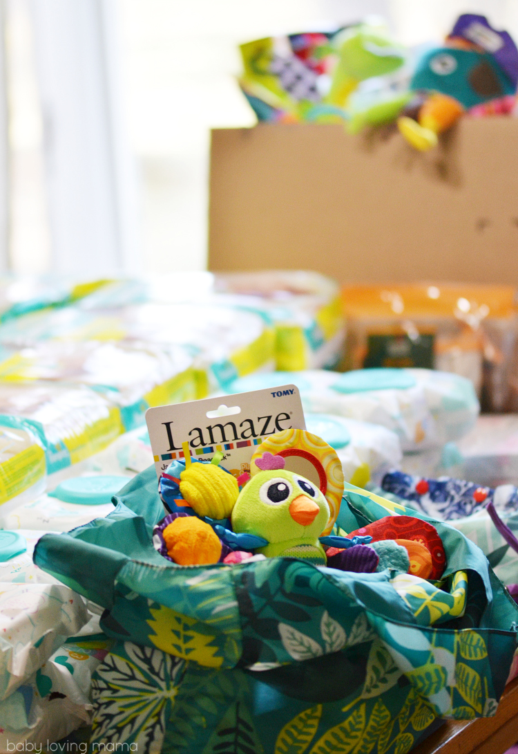 Pampers Thanks Baby Mothers Day Package Assembly