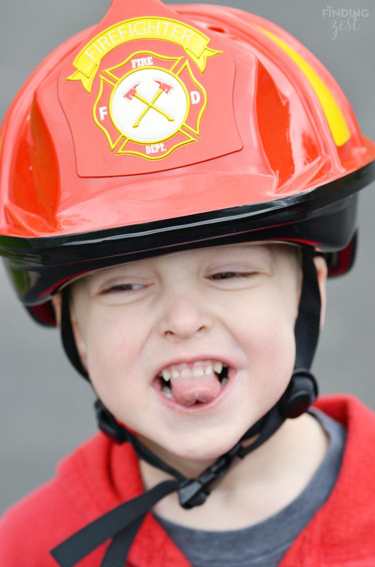 Schwinn Fireman Bike Helmet